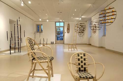 Résidence de l'Art – Godefroy de Virieu – 2004