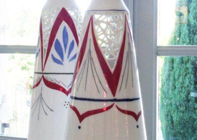 vase en céramique de Céline Bocquet