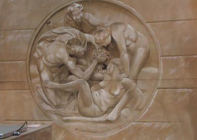 Christophe BOUCHER, Oooh ! La déco, Peintre en décor