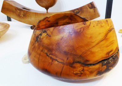 Lionel COCAIGN, Les créations de Nokuma, Tourneur et sculpteur sur bois