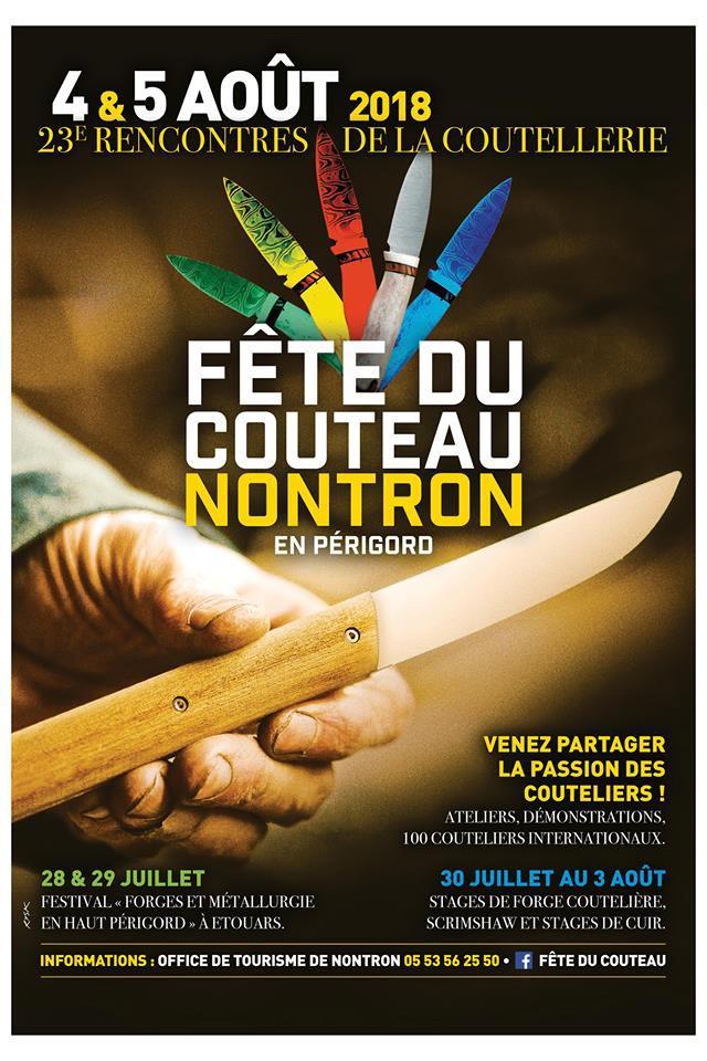 Fête du Couteau à Nontron